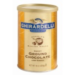 Ghiradelli Sweet Chocolate and Cocoa